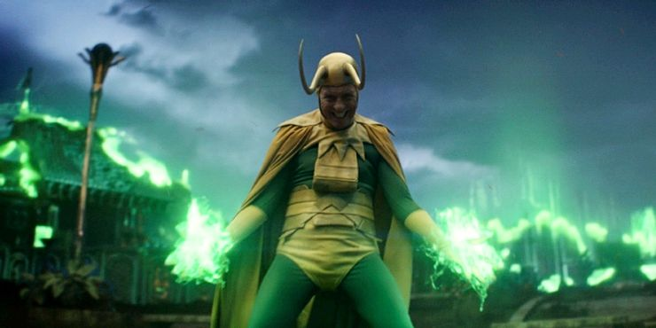 Classic Loki's Final Stand Discreetly Connects To Asgard's Valkyries