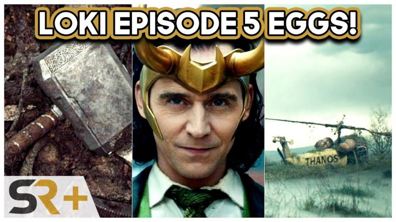 Loki Episode 5 Versions Obtain Personality Posters Ahead of Show's Finale